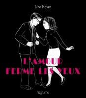 L'amour-ferme-les-yeux-Line-Hoven-Agrume-éditions-350x400