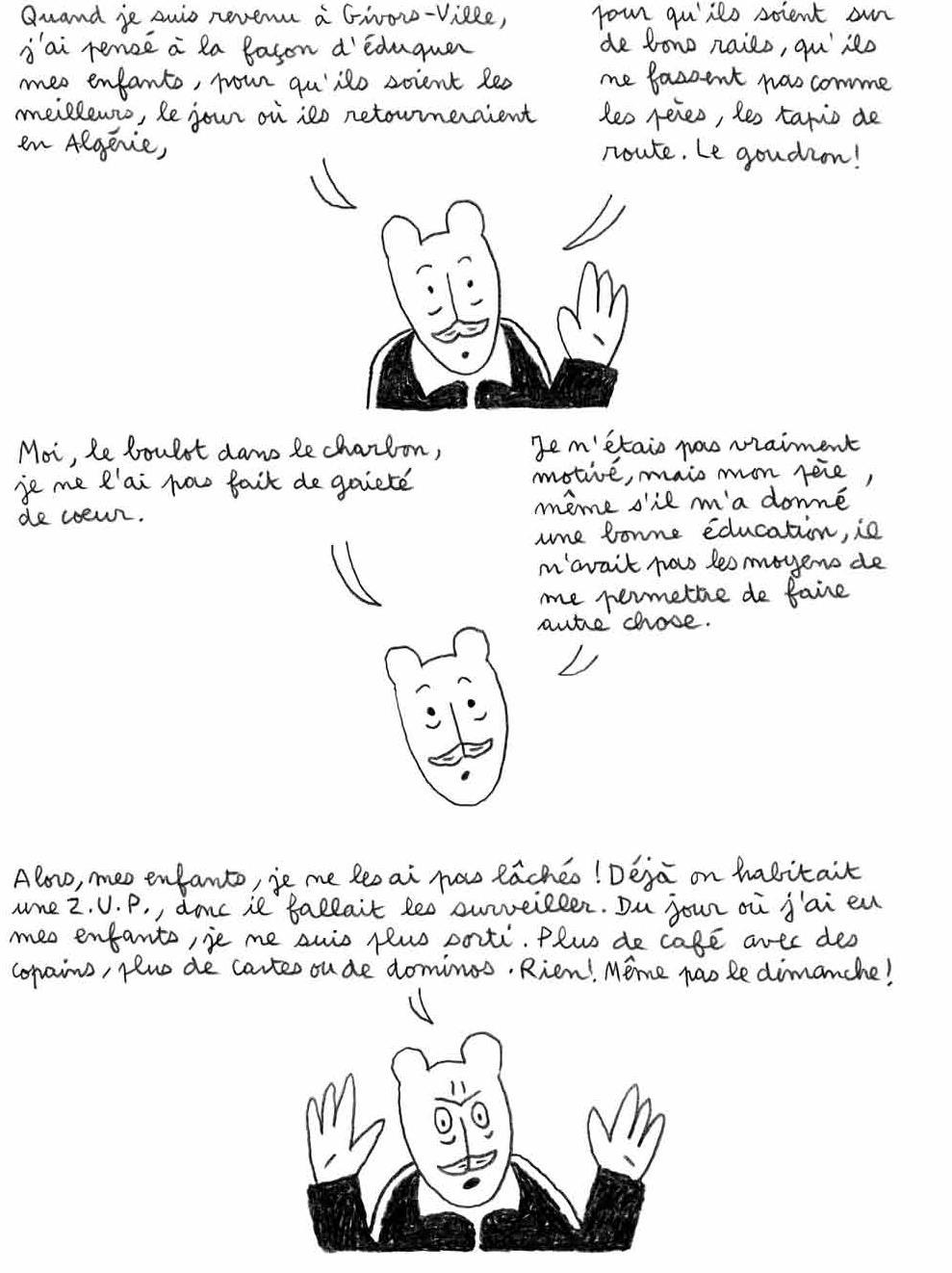 Les Mohamed Jérôme Rullier Ed Sarbacane Suivi De Demain
